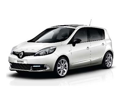 Rent a car Beograd | Renault Scenic automatic | Max